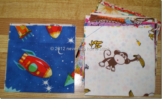 2012 fabric package from Carol