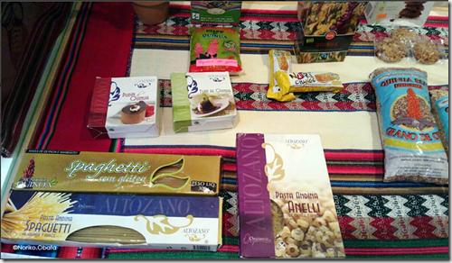 Productos transformados en base a quinua-Noriko.Obata