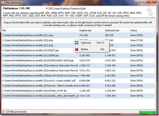 File Optimizer