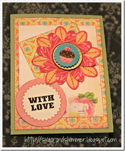 DIY Card - With Love