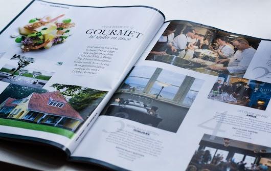 Gourmetguide til havudsigt og gode priser - Mikkel Bækgaards Madblog