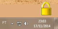 Cadeado - UltraSurf