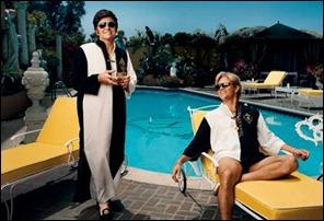 Michael Douglas e Matt Damon