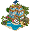 beach resort buildable