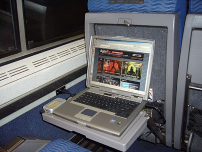 on-amtrak