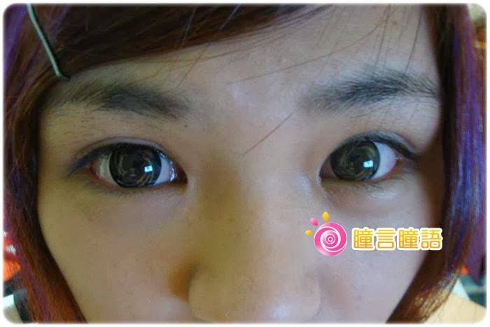 日本EOS隱形眼鏡-Barbie Doll芭比娃娃咖4