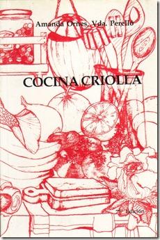 Cocina-Criolla Amanda Ornes Vda Perello