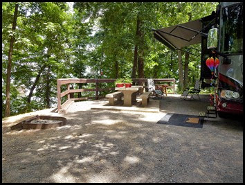 11c - Canal COE Campground - Site 73