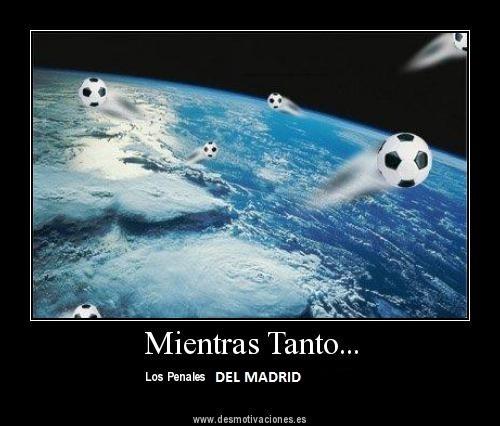 Los penales del Real Madrid