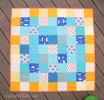 sun and sand quilt