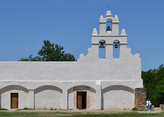 Restored Church, circa 1772