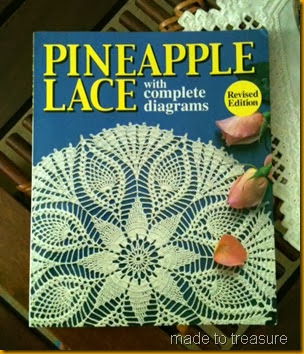 pineapple lace book