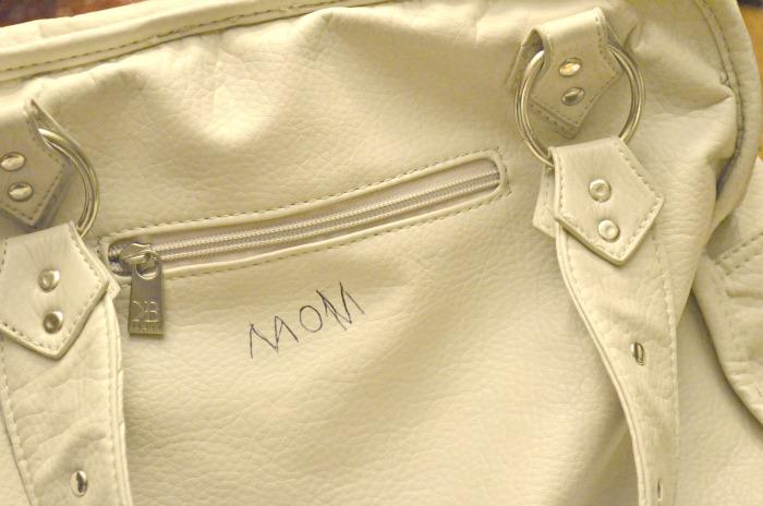 Handbag - Back