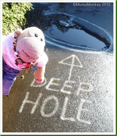 Beware Deep Hole
