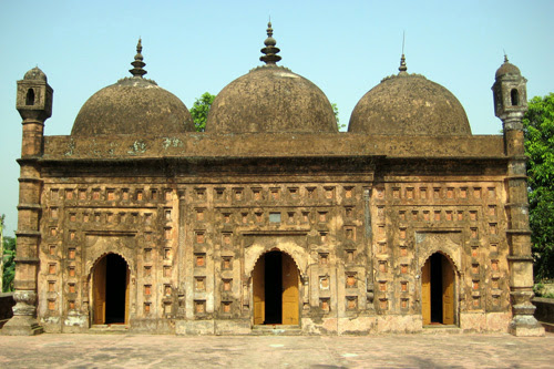 Nayabad Mosque at Dinajpur