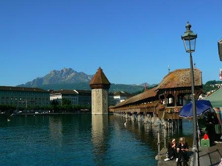 Lucerne: Pilatus Mountain