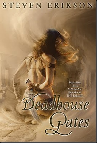 Deadhouse Gates limited