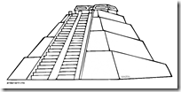 Piramide azteca