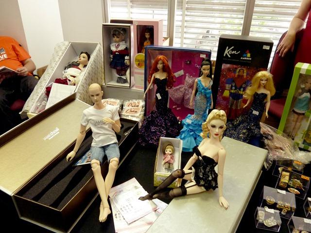Madrid Fashion Doll Show - Sala de ventas 6