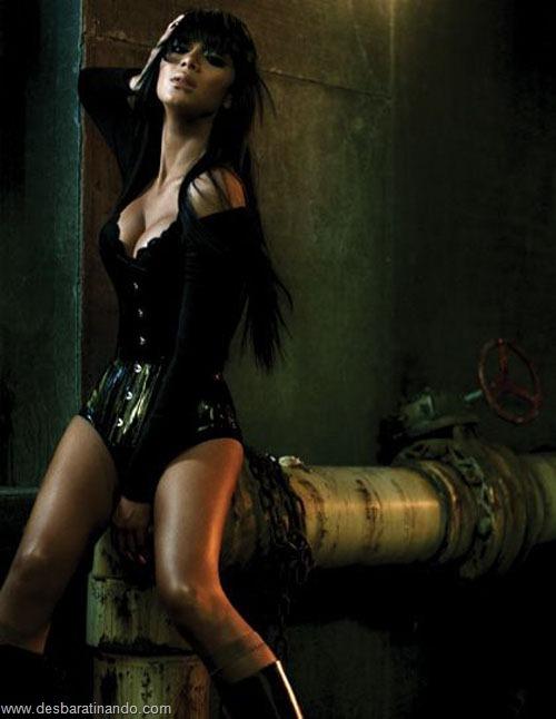 nicole scherzinger gata linda sensual sexy sedutora photoshoot galeria desbaratinando  The Pussycat Dolls  (3)