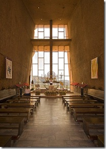 CHAPEL OF THE HOLY CROSS (1)