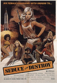 Cover of C Kellogg's Book Seduce And Destroy