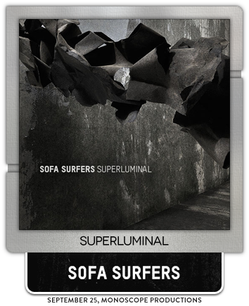 Superluminal by Sofa Surfers
