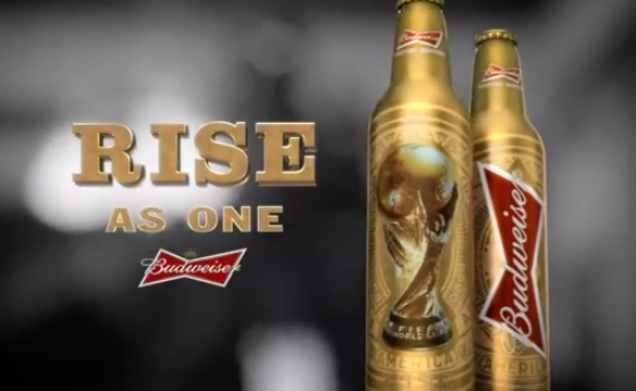 Budweiser rise as one