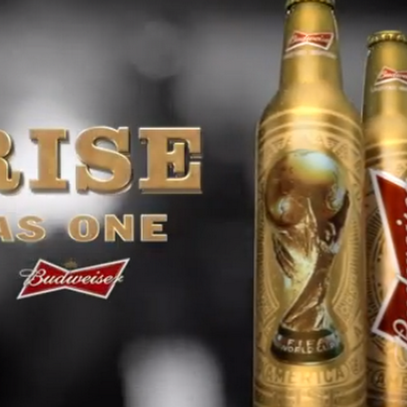 El comercial mundialista de Budweiser