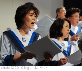 'Gloria Choir' photo (c) 2010, bigbirdz - license: http://creativecommons.org/licenses/by/2.0/