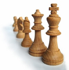 chess pieces by rank