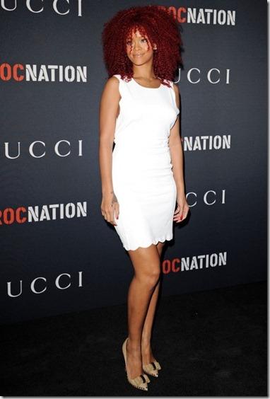 Rihanna Gucci RocNation Pre Grammy Brunch 02g3sLI1KItl