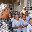 Elèves du Collège Conception Immaculée encadrés par leurs enseignantes.JPG