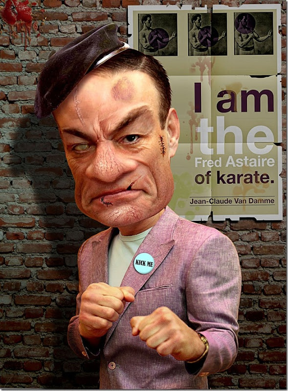 Jean-Claude Van Damme (62)