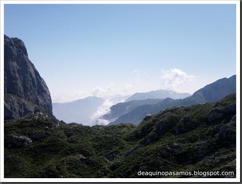 Poncebos-Canal de Trea-Jultayu 1940m-Lagos de Covadonga (Picos de Europa) 5125
