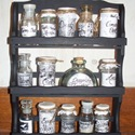 Altered Spice Rack