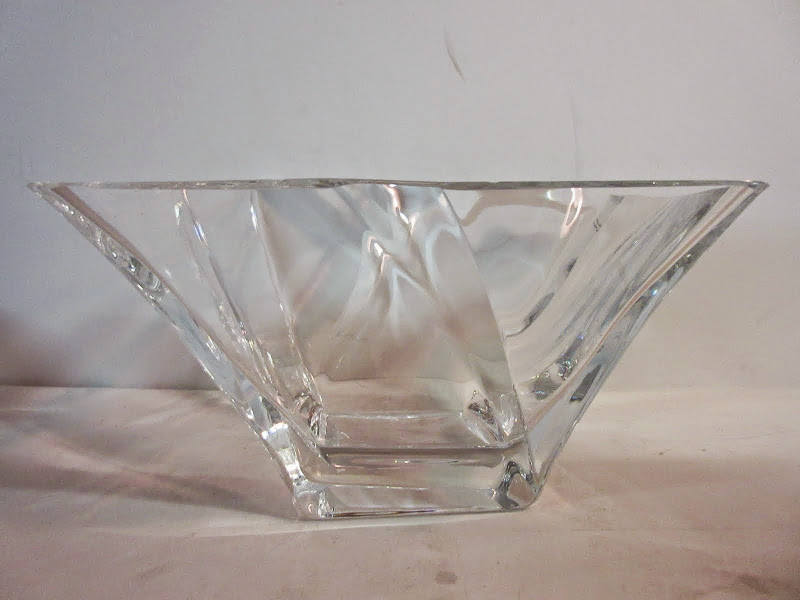 Denizli Glass Bowl