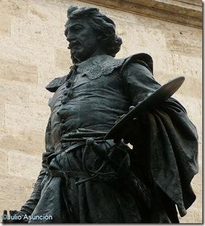 Estatua de Ribera - Valencia