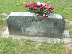 Farris, Isam and Cansadia W - Grave Marker