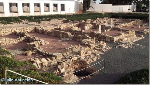 Foro romano - Ilici - Elche