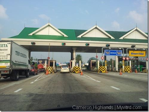 Tol Simpang Pulai