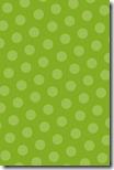 iPhone Wallpaper - Apple Green Dots - Sprik Space