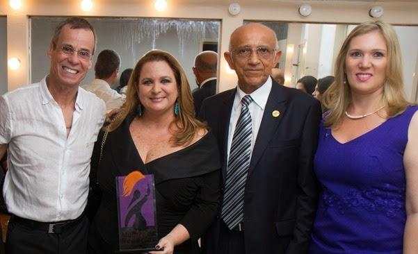 Foto 03_Vencedora do prêmio