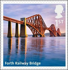 F - Forth Railway Bridge