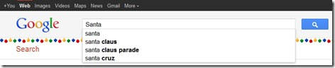 google-search-santa-decorated