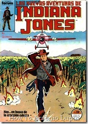 P00019 - Indiana Jones nº19 .howtoarsenio.blogspot.com