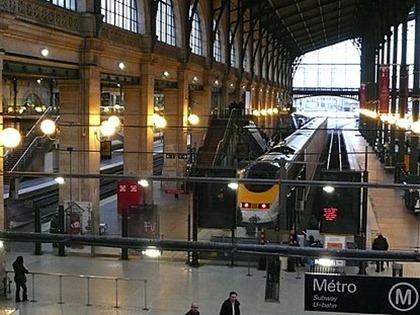 Gare du Nord, Paris 001