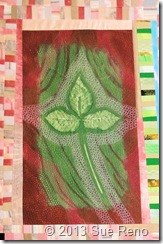 Sue Reno, Jack In The Pulpit, Work In Progress 24