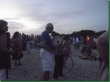 Saturday Full Moon & drumming 176