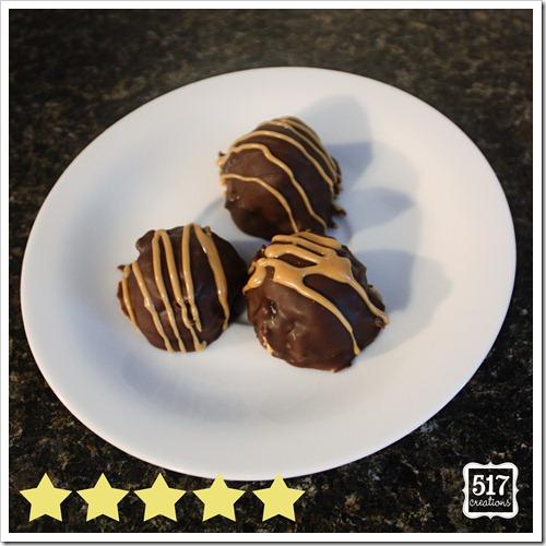 chubby hubby peanut butter truffles